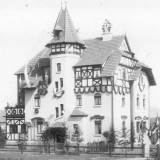 Einweihung des Kindergartens am 5. Juli 1903